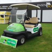 Louis Nielsen golfvogn