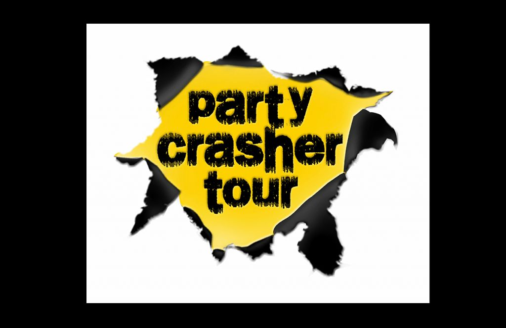 Party crasher tour
